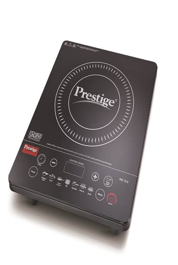 Prestige PIC -15.0 Touch Panel Induction Cooktop - 1600 W