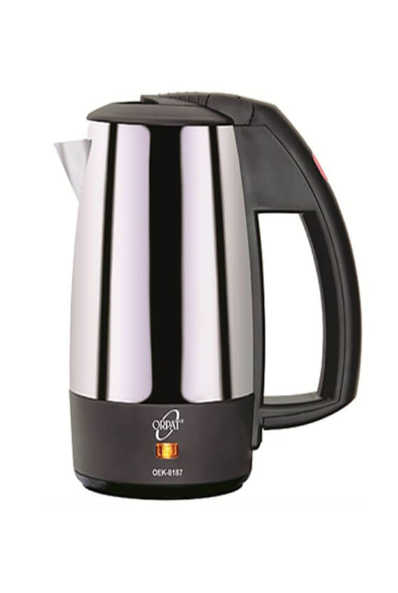 Orpat 3 Cup OEK-8187 Electric Kettle