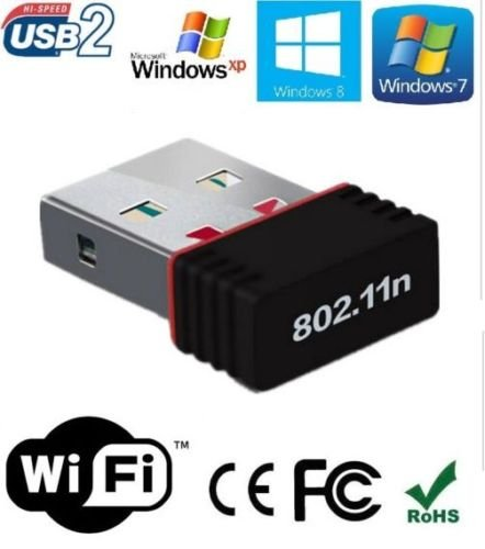 Terabyte 802 Wi-Fi Network Adapter 300Mbps Usb 2.0