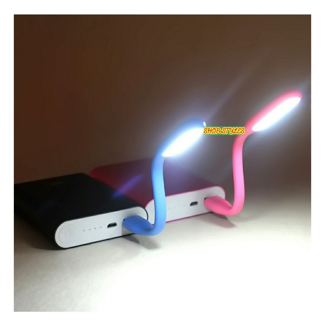 Portable USB LED Light For PC, Mobile Phones And USB Chargers (Colors May  Vary)