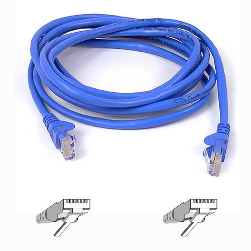 25 Meter CAT5E Ethernet Patch Cord RJ45 Lan Cable 25m