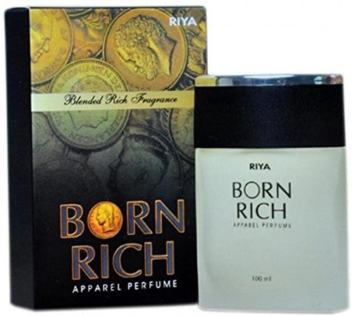 Riya Bonrich Apparel Perfume EDP - 100 ml  (For Boys)