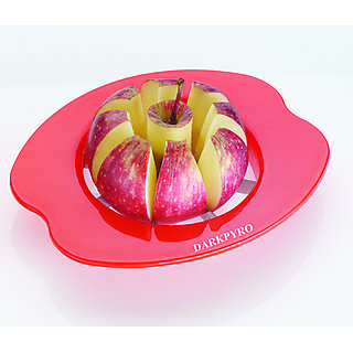 Unbrekable Apple Cutter With heavy Stainless steel Blades