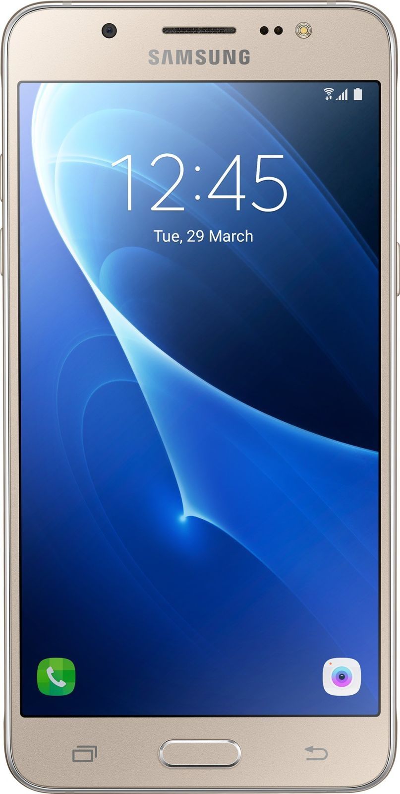Samsung Galaxy J5 (New 2016 edition) (Gold, 16 GB)